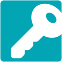 Donate Key icon